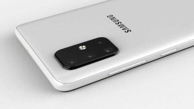 etui Galaxy A71